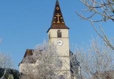 SERMANGE Le village
